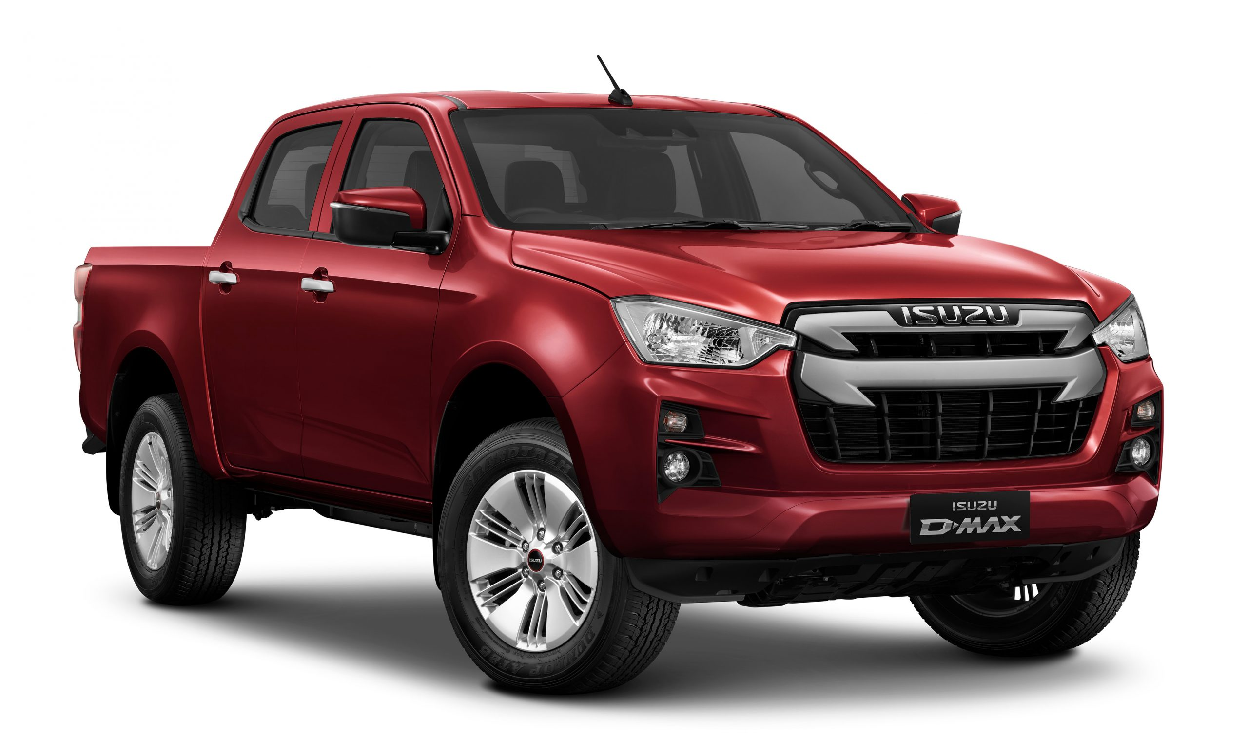 Isuzu D-Max DL20 Double Cab Spinel Red